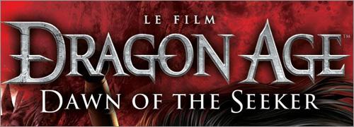 Dragon Age Dawn of the seeker le film