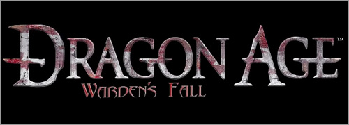 Warden fall's video Dragon age