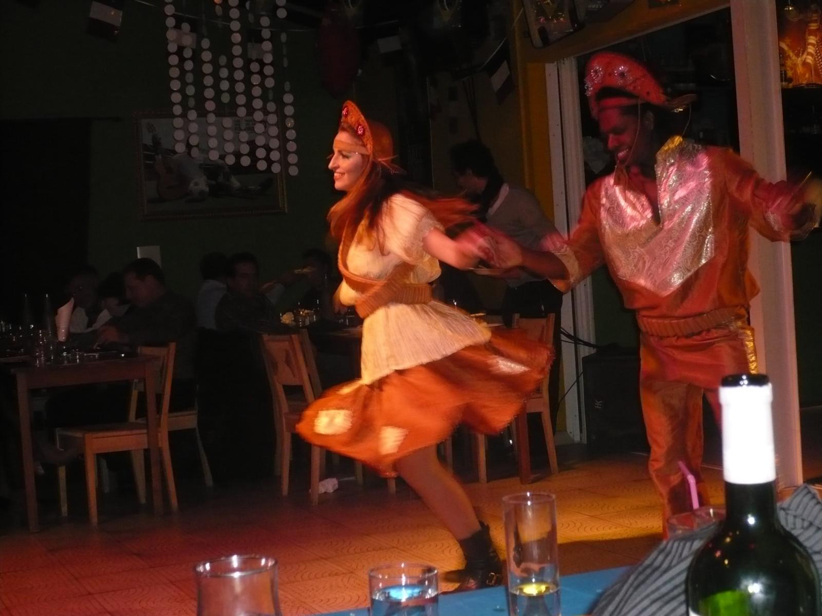 Danseuses Terra-brasilis