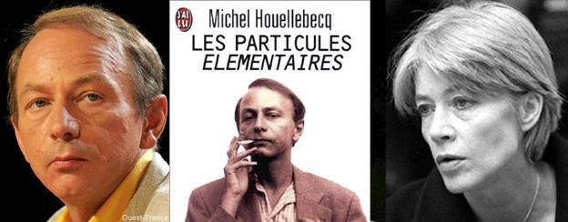 Françoise Hardy et Michel Houellebecq