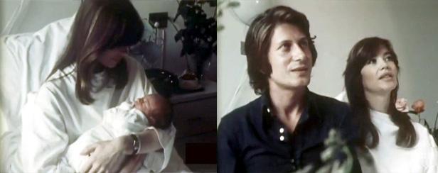 Françoise Hardy, Thomas et Jacques Dutronc
