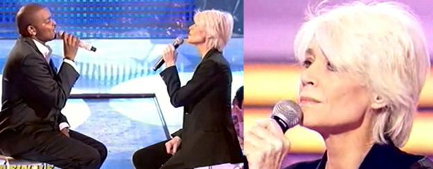 Françoise Hardy dans Elle en janvier 2007 (2ème extrait) Elle2