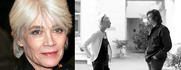 Françoise Hardy dans Elle en janvier 2007 (dernier extrait) Elle3