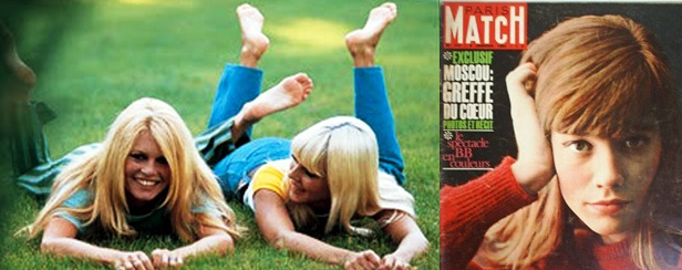 Brigitte Bardot - Sylvie Vartan - Françoise Hardy