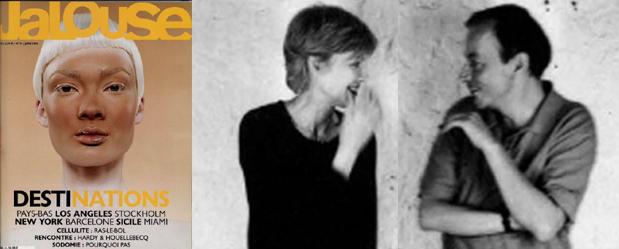 Françoise Hardy et Michel Houellebecq (1ère partie) Jalouse1
