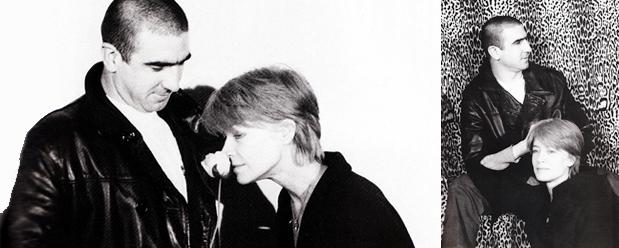 Françoise Hardy et Eric Cantona dans Personality (2ème extrait) Personality2