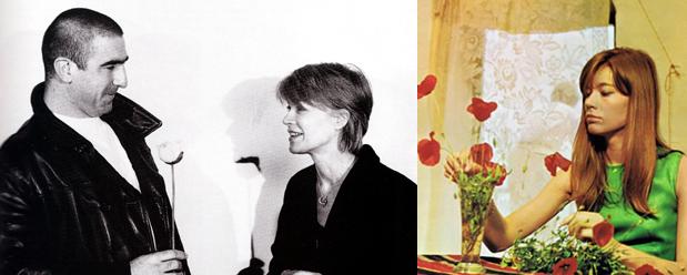 Françoise Hardy et Eric Cantona dans Personality (3ème extrait) Personality3