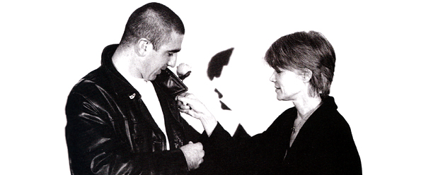 Françoise Hardy et Eric Cantona dans Personality (4ème extrait) Personality4
