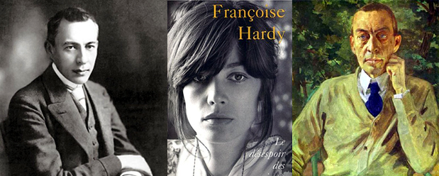 Françoise Hardy dans Rock & Folk (14ème extrait) Rf014