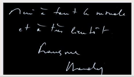 Le 19 mai - Posez vos questions à Françoise Hardy ! Merciatous