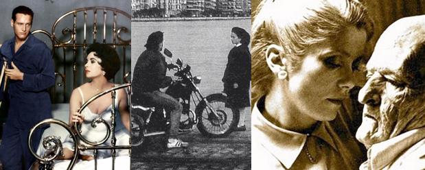 Françoise Hardy parle de cinéma (9ème extrait) Cinema9