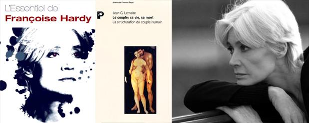 Françoise Hardy dans la revue Nouvelles Clés (1er extrait) Nouvellescles1