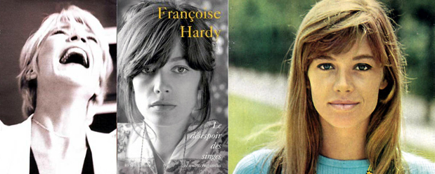 Françoise Hardy dans Platine (5ème extrait) Platine5eme