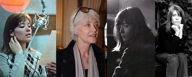 Françoise Hardy dans Platine (6ème extrait) Platine6eme