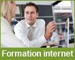 Formation internet