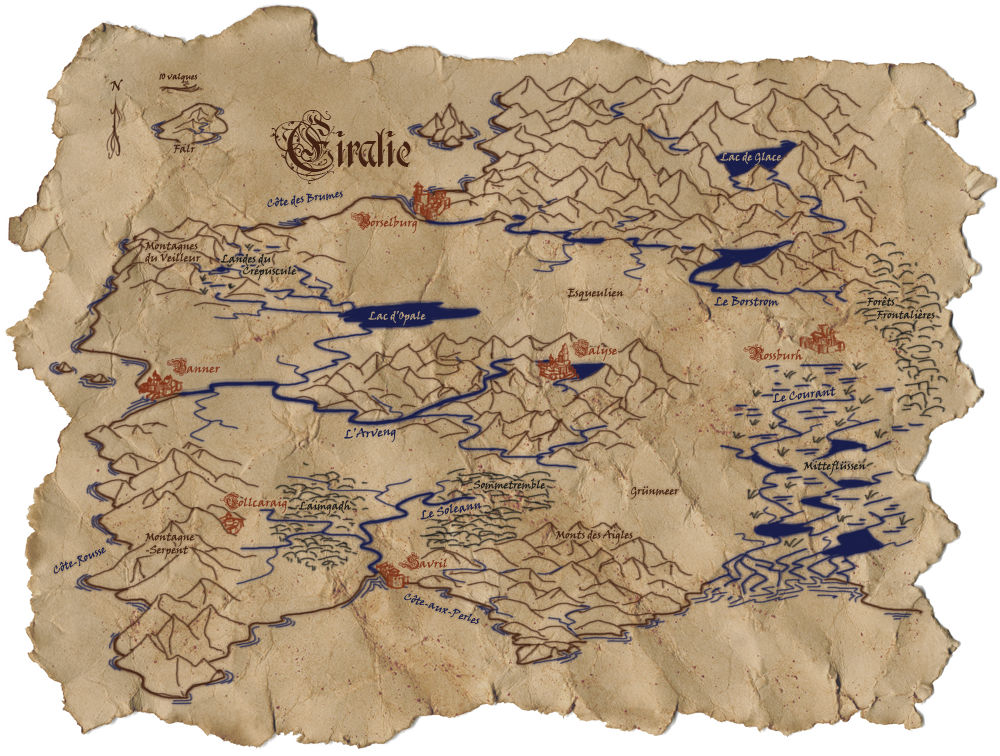 Carte de l'Eiralie Carte2