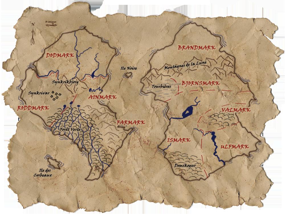 La Suérie : cartes et géographie Suerie-3-regions