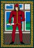 Tristan, dessinateur affable Groom