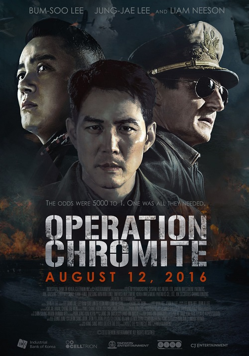 Battle for Incheon Operation Chromite 2016 MULTI VFi 720P mHD X264 AC3