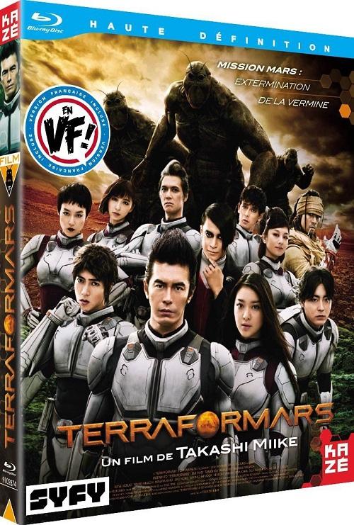 Terra Formars Movie 2016 MULTI VFi 720P mHD X264 AC3 ROMKENT