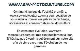 SAV Motoculture