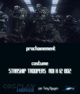 Cosplayheros repliquesarmuresbytonynguyendsxtransfert starshiptroopers