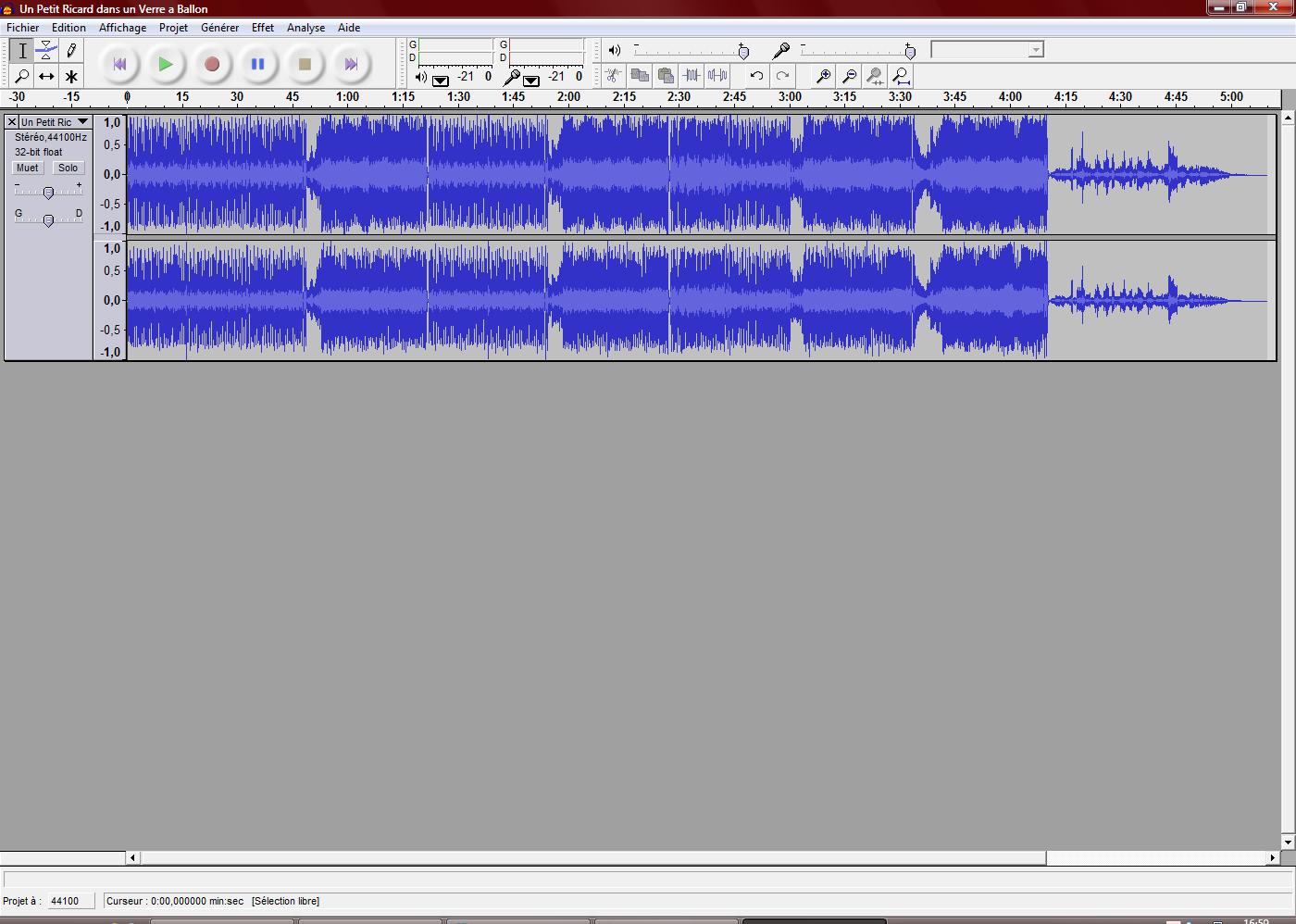 Comment créer un horn klaxon? Ph03