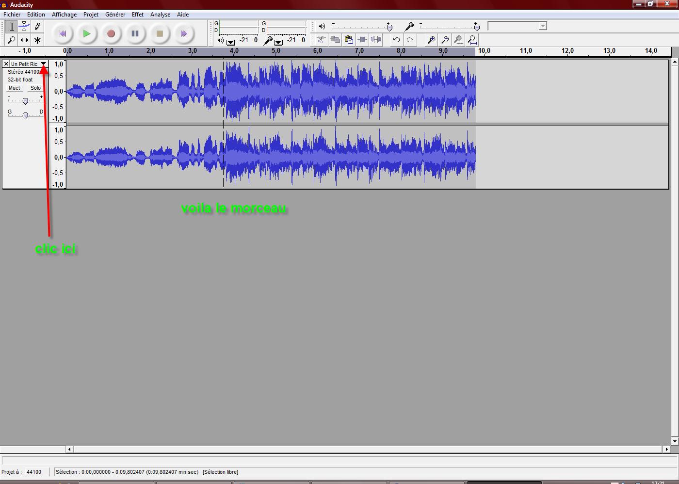Comment créer un horn klaxon? Ph06