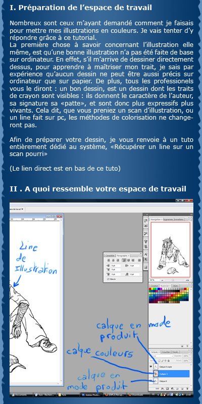 Colorisation d'illustrations Tuto1copie